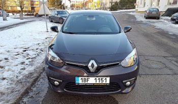 Renault Fluence 1,5 dCi 110/81kW Limited full